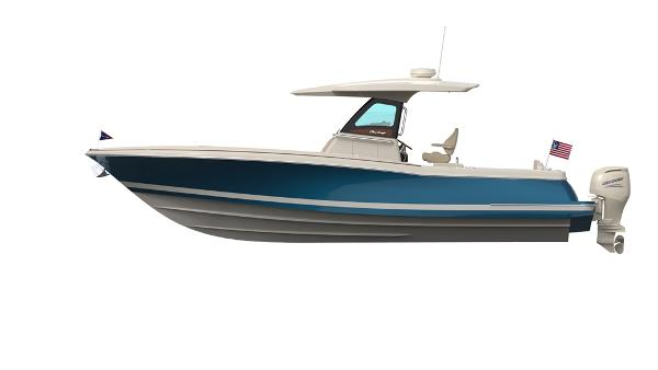 Chris-Craft Catalina 30 CL Manufacturer Provided Image