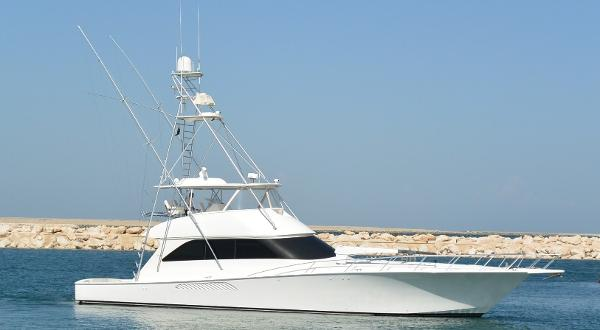 Viking 68 PEDIGREE SPORT FISHING BOAT