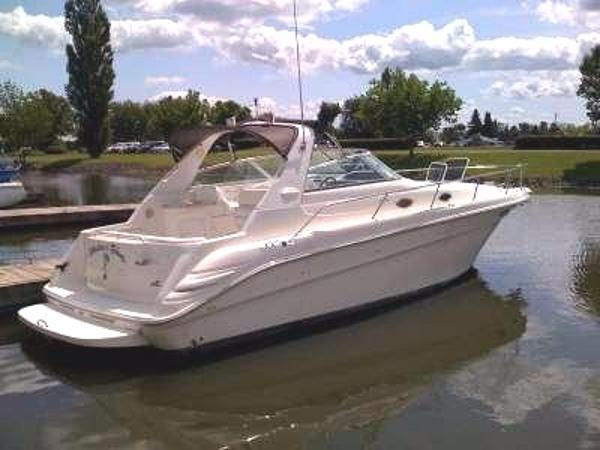 Sea Ray 330 Sundancer Sea Ray Sundancer 330 - 1998