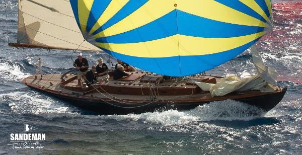 Custom Andre Mauric Bermudan Sloop