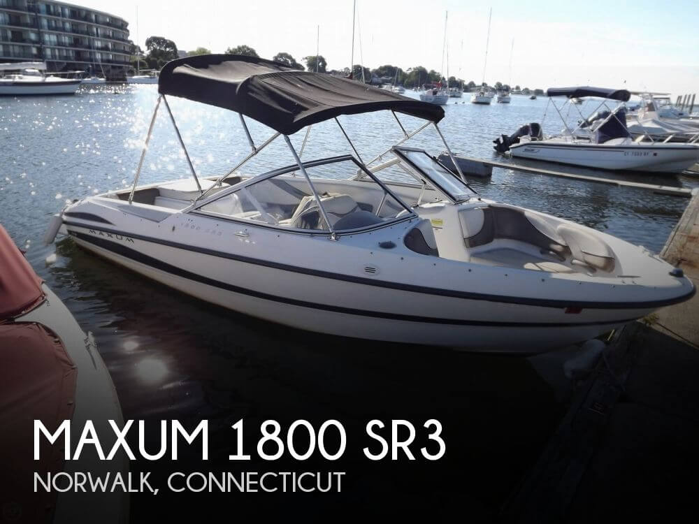 Maxum 1800 SR3 2006 Maxum 1800 SR3 for sale in Norwalk, CT
