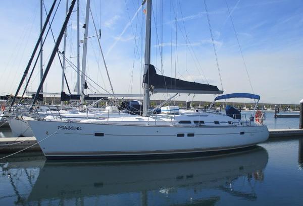 Beneteau Oceanis Clipper 423 BENETEAU OCEANIS CLIPPER 423