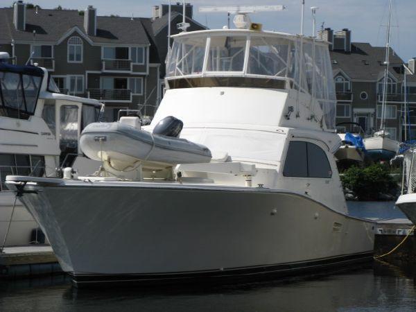 Post Marine Sport Fish Port Side Bow