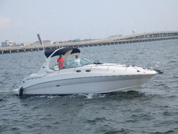 Sea Ray 320 Sundancer Ron Tiki