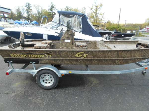 G3 Boats Gator Tough 17 CC