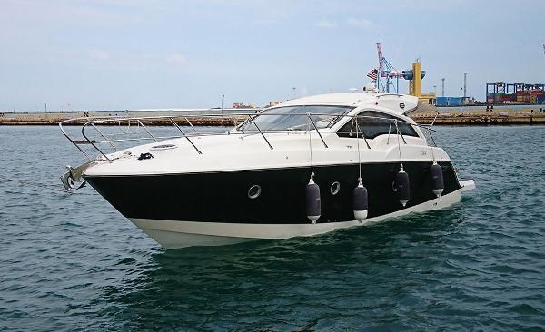 Sessa Marine c 35 sport coupe