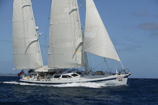Kanter 80' Chuck Paine design S/Y