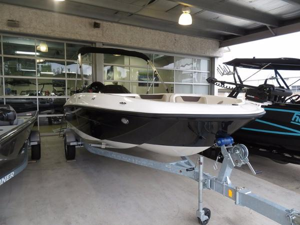 Bayliner Element E18 Fish