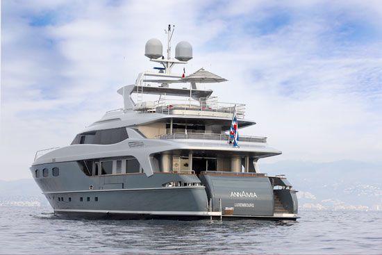 Baglietto 43M Profile