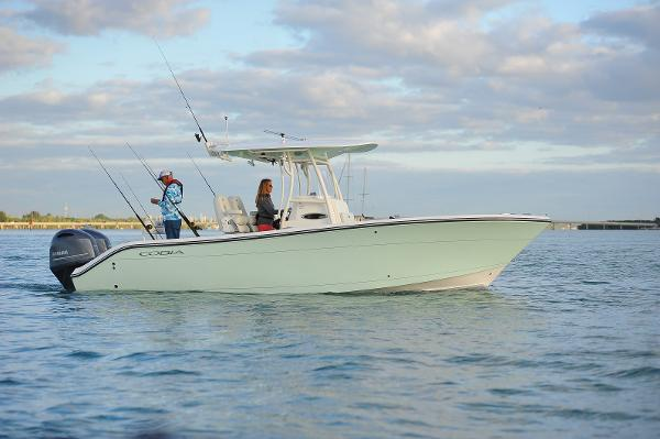 Cobia Boats 261 Center Console - In Stock
