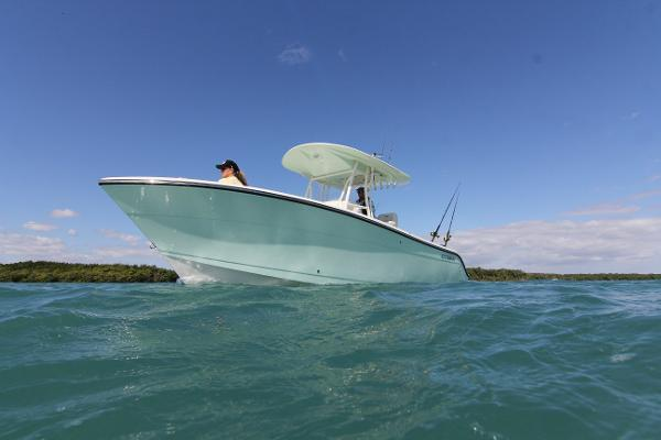 Cobia Boats 261 Center Console - On Order
