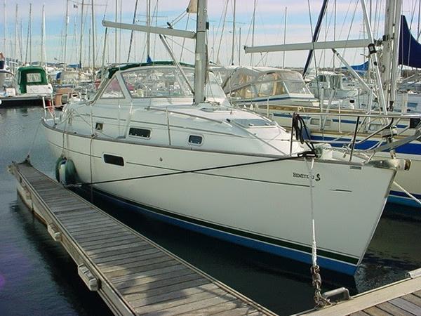 Beneteau Oceanis 36 CC Clipper