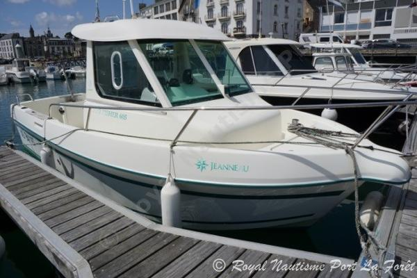 Jeanneau Merry Fisher 605 JEANNEAU MERRY FISHER 605