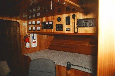 Navigation Station: Closeup