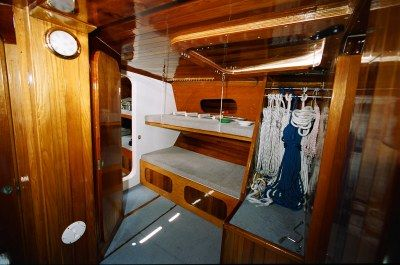 Berthing Compartment Overview