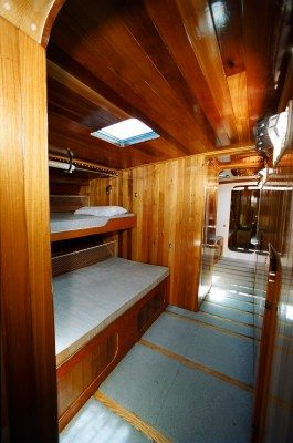 Berthing Compartment w/ Bunks