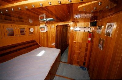 Berthing Compartment w/ Double