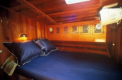 Double Berth: Ready for Guests