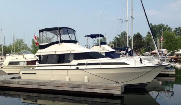 Mainship 35 Mediterranean