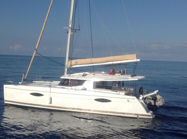 Fountaine Pajot Helia 44 FOUNTAINE PAJOT HELIA 44 ARLIX