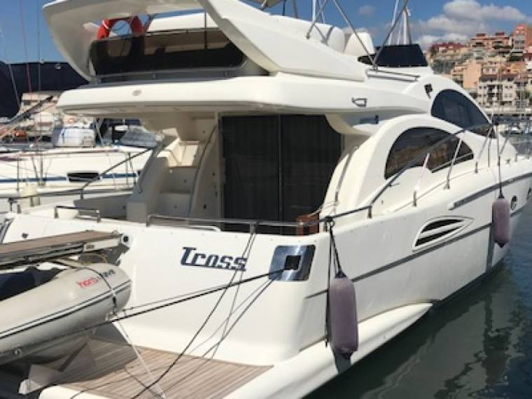 Astondoa Yachts ASTONDOA 43 FLY IPS