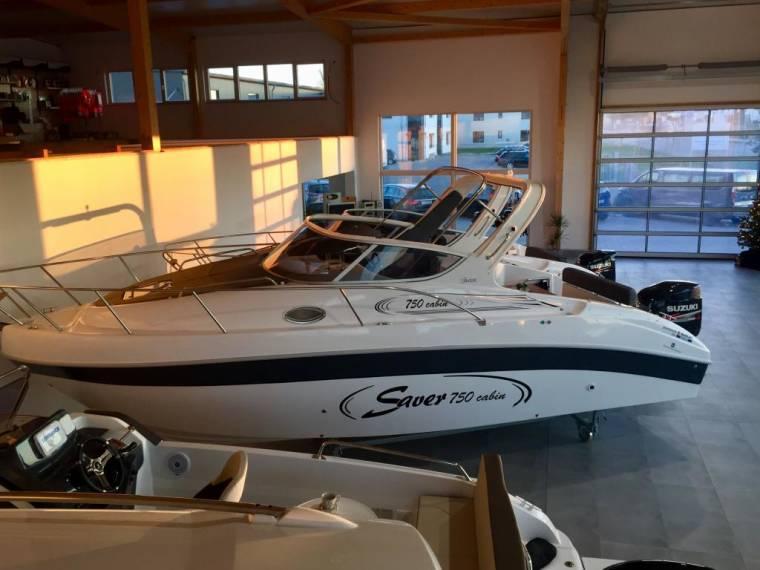 Saver Saver 750 Cabin Ausstellungsboot