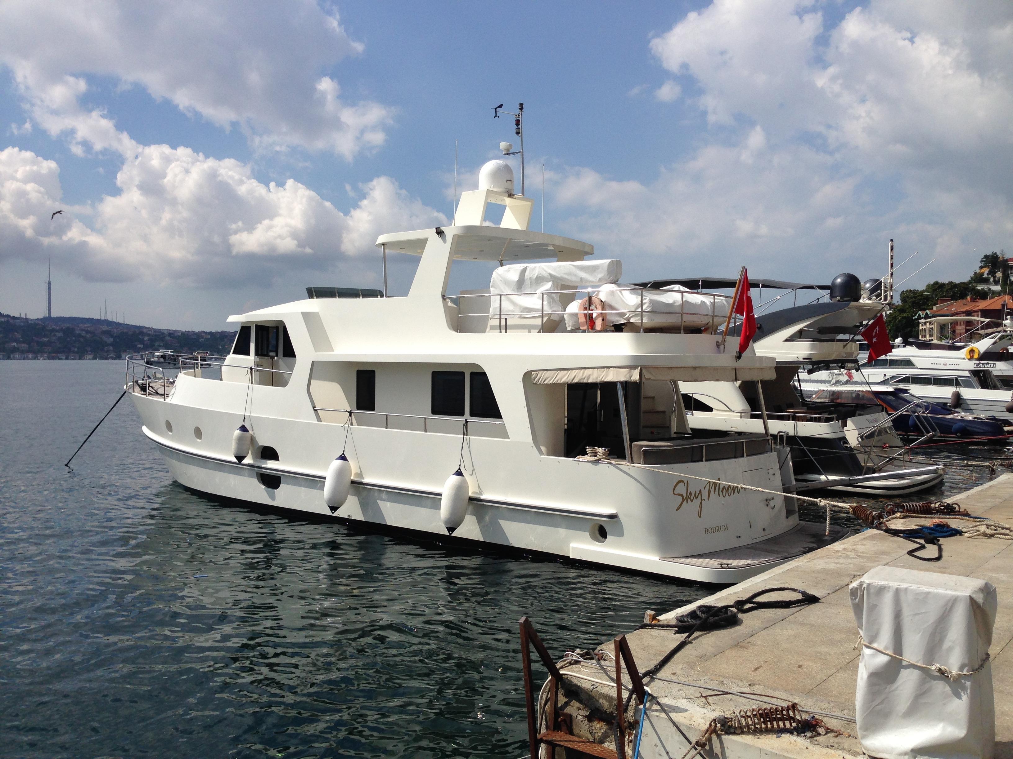 Custom CMB Trawler