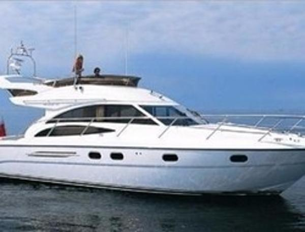 Princess 42 Flybridge Mk ll