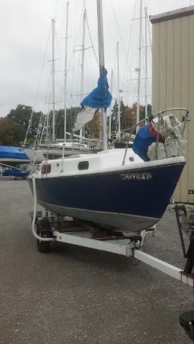 Watkins Starboard bow
