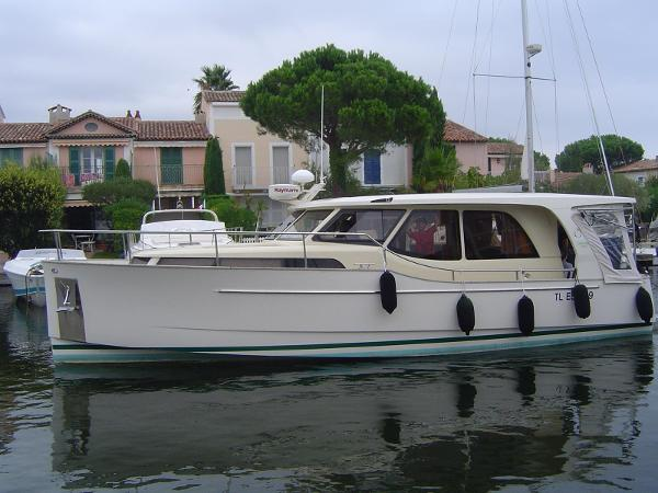 Seaway Greenline 33 Hybrid