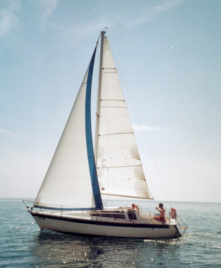 Gilbert Marine Gib Sea 84