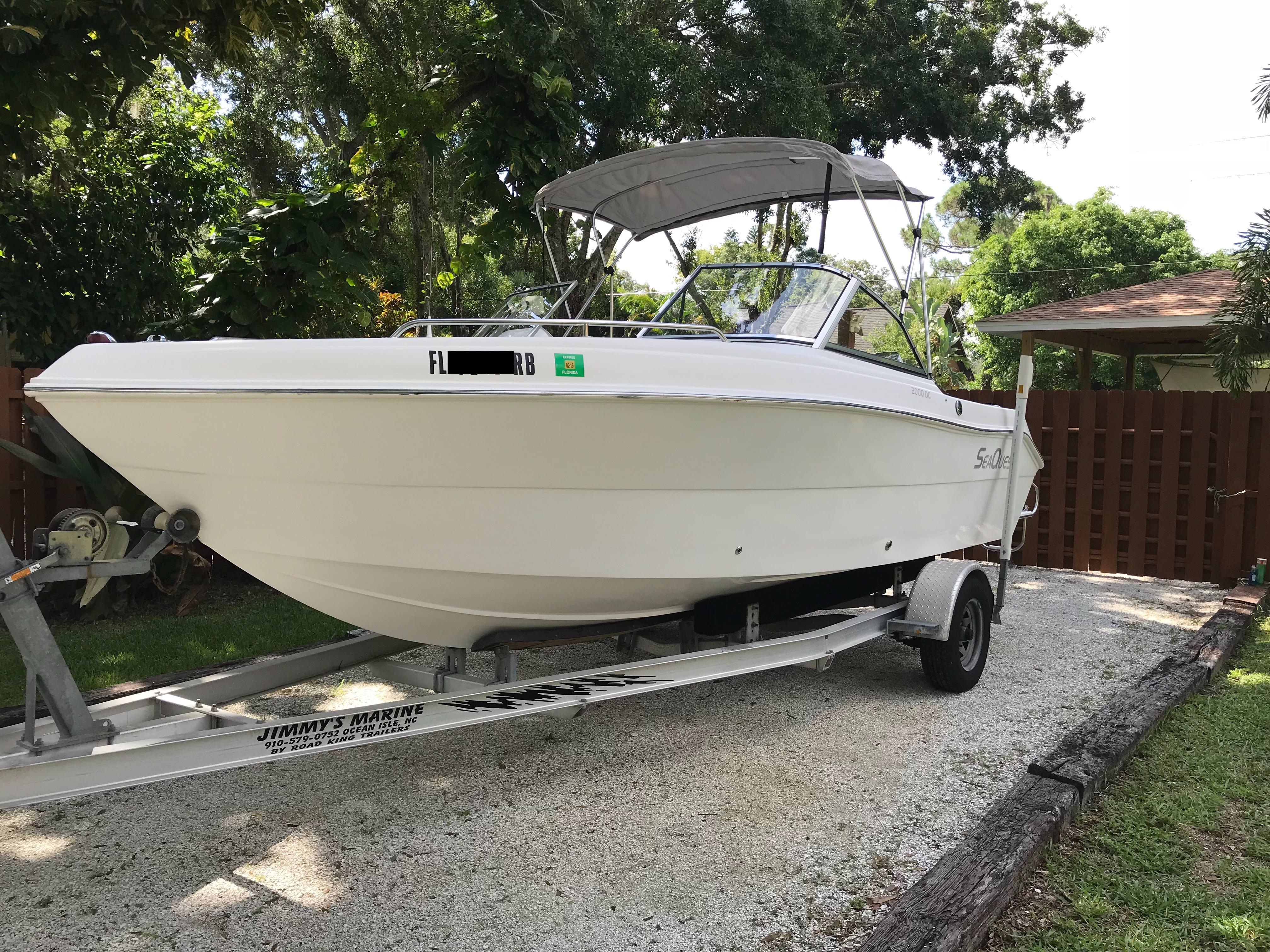 Sea Quest 2000DC