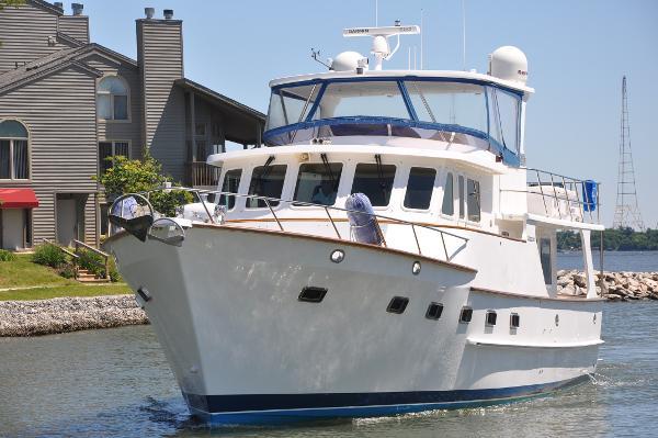 De Fever Pilothouse Trawler