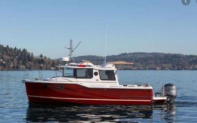 Ranger Tugs R-23 2021 Ranger Tugs 23 - On the water