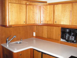 GALLEY COUNTER TOP