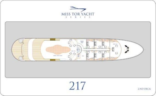 Miss Tor 220 - 2nd Deck