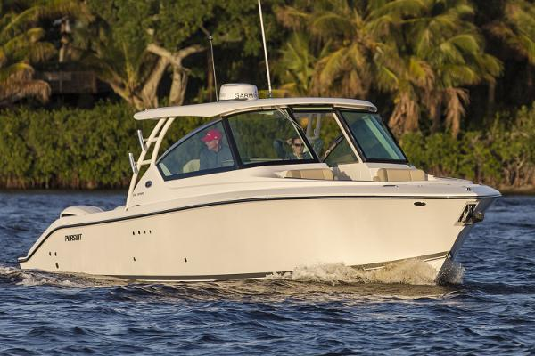 Pursuit DC 295 Dual Console