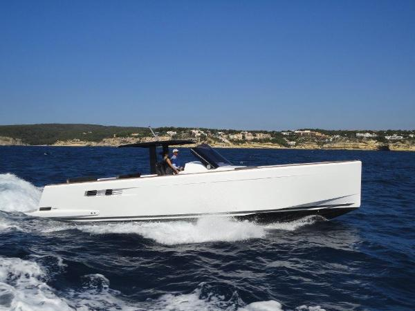 Fjord 40 Open
