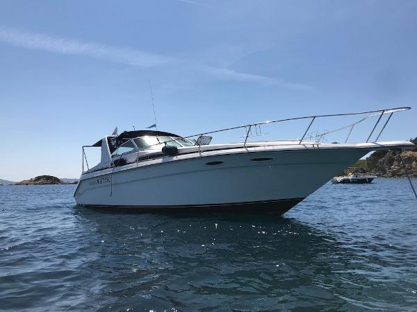 Sea Ray 350 Sundancer IMG_2888
