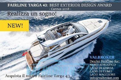 Fairline Targa 43 New Fairline Targa 43 2019 Valbroker ADV 1(14)