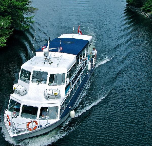 Commercial Passenger Boat