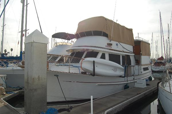 Hershine Sun Deck Trawler