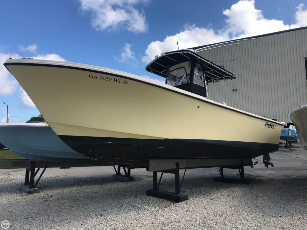 Parker 2801 2002 Parker Marine 2801 for sale in Savannah, GA