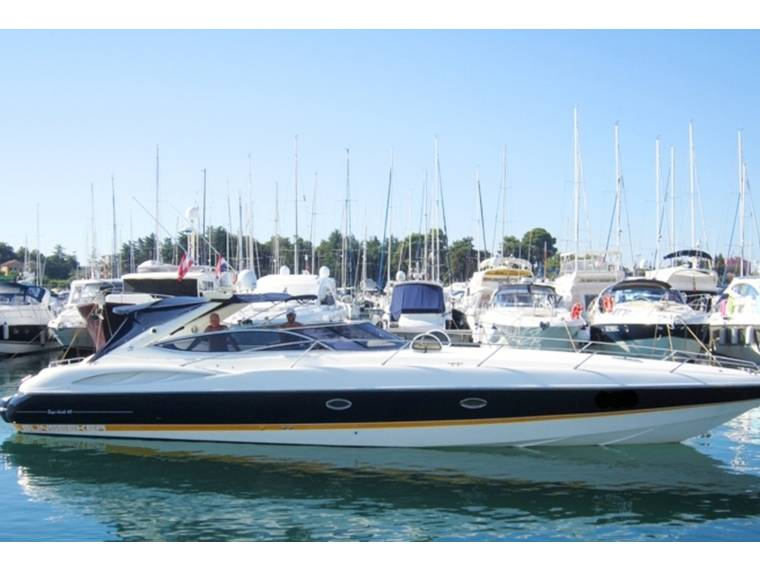Sunseeker Sunseeker 48 SUPERHAWK