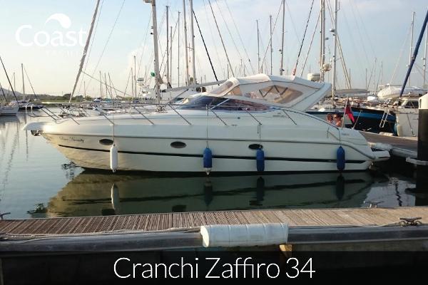 Cranchi Zaffiro 34 Cranchi Zaffiro 34