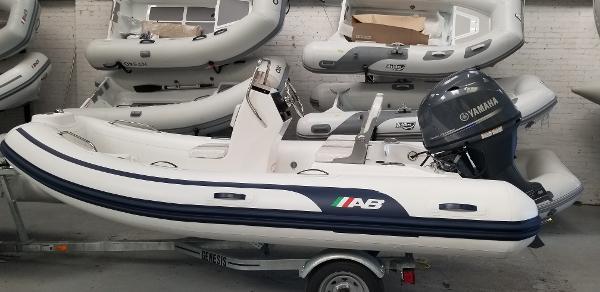 AB Inflatables Oceanus 13 VST
