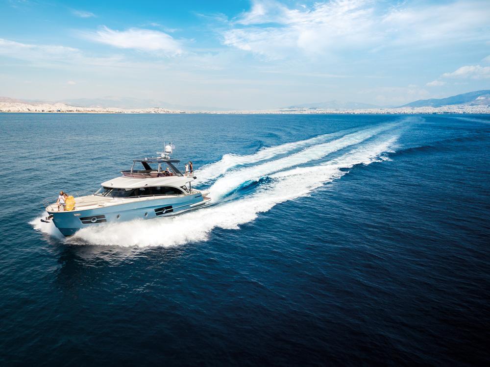 Greenline OceanClass 68 fly Hybrid