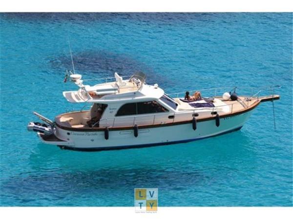 Cantieri Navali Sciallino S 40 Macarella_Minor...