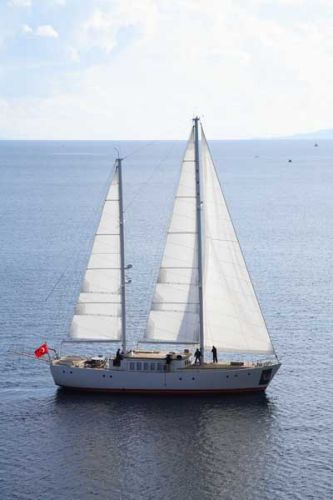 Aegean Yacht Builders SAILOR 24 M 24 m steel motorsailer