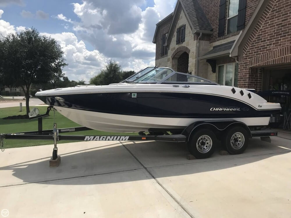 Chaparral 196 SSi 2009 Chaparral 196 SSi for sale in New Braunfels, TX